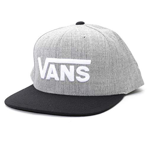 12cb763b6cedb (バンズ) VANS CAP VN0A36OR DROP V 2 SNAPBACK キャップ スナップバック ロゴ 刺繍 メンズ