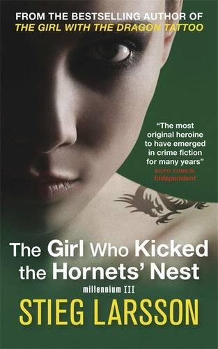 The Girl Who Kicked the Hornets' Nestの詳細を見る