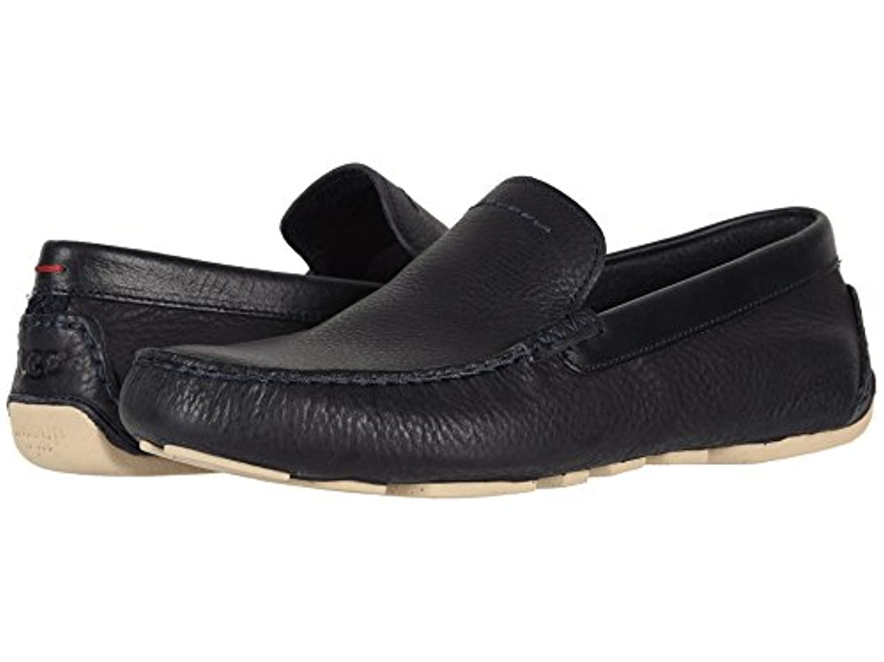 辞任する多くの危険がある状況スロベニア[UGG(アグ)] メンズローファー?スリッポン?靴 Henrick True Navy 11 (29cm) D - Medium