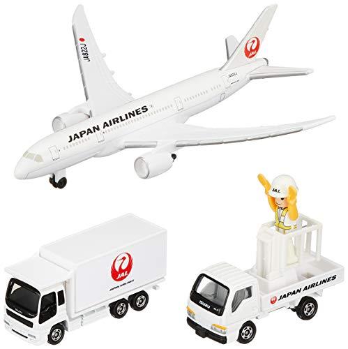 トミカ ギフトセット 787エアポートセット(JAL)