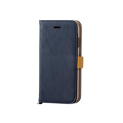ELECOM iPhone6s/6 ケース 手帳型 ソフトレ...
