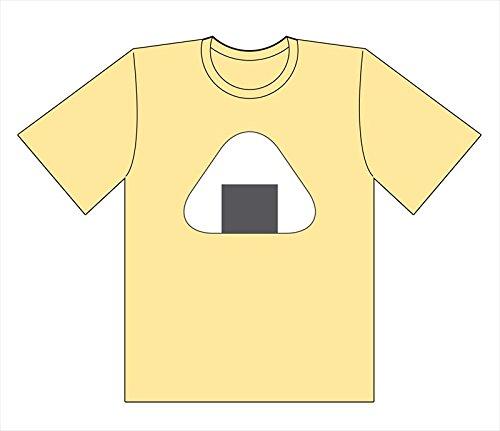 宇宙よりも遠い場所 おにぎりTシャツ Tシャツ メンズ Lサイズ