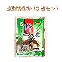 野山縁大醤100g 【10点セット】中華料理 人気商品・中華食材調味料・中国物産