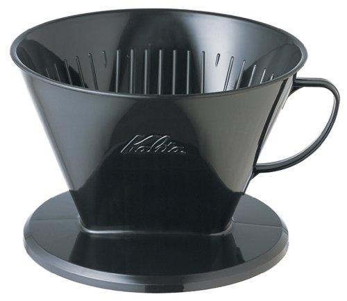 カリタ コーヒードリッパー 104-KP ブラック (#07007) 2L