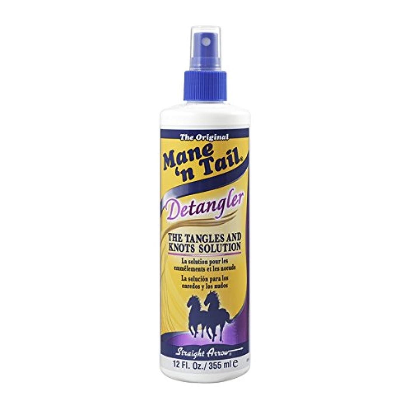 芸術的誰がマインドフルMane 'n Tail Detangler 355 ml Spray (並行輸入品)