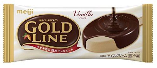 明治 GOLD LINEバニラ 90ml×20個