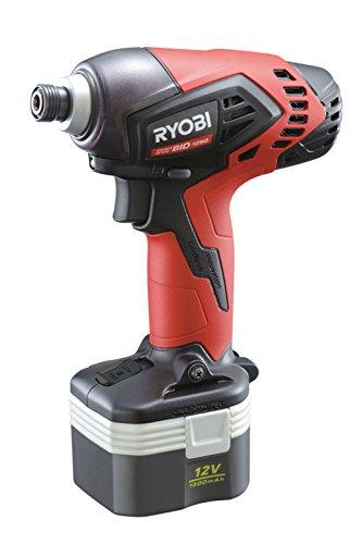 リョービ(RYOBI) 充電式インパクトドライバ 12V BID-1250 657900A