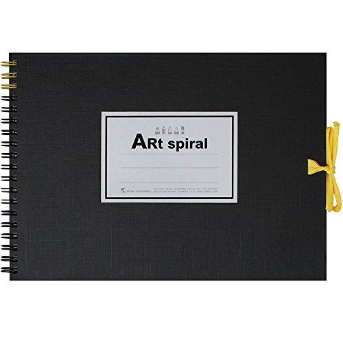 S311-05 F1 スケッチ アートスパイラル 2冊