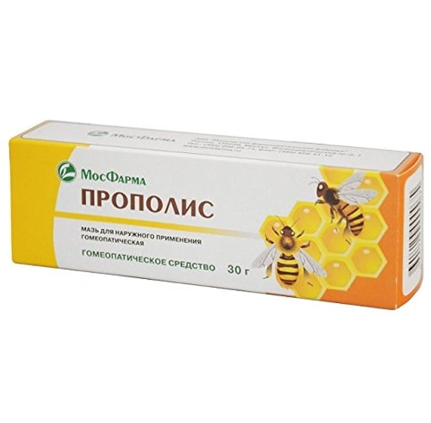 親有料エチケットPropolis ointment 30gr. プロポリス軟膏