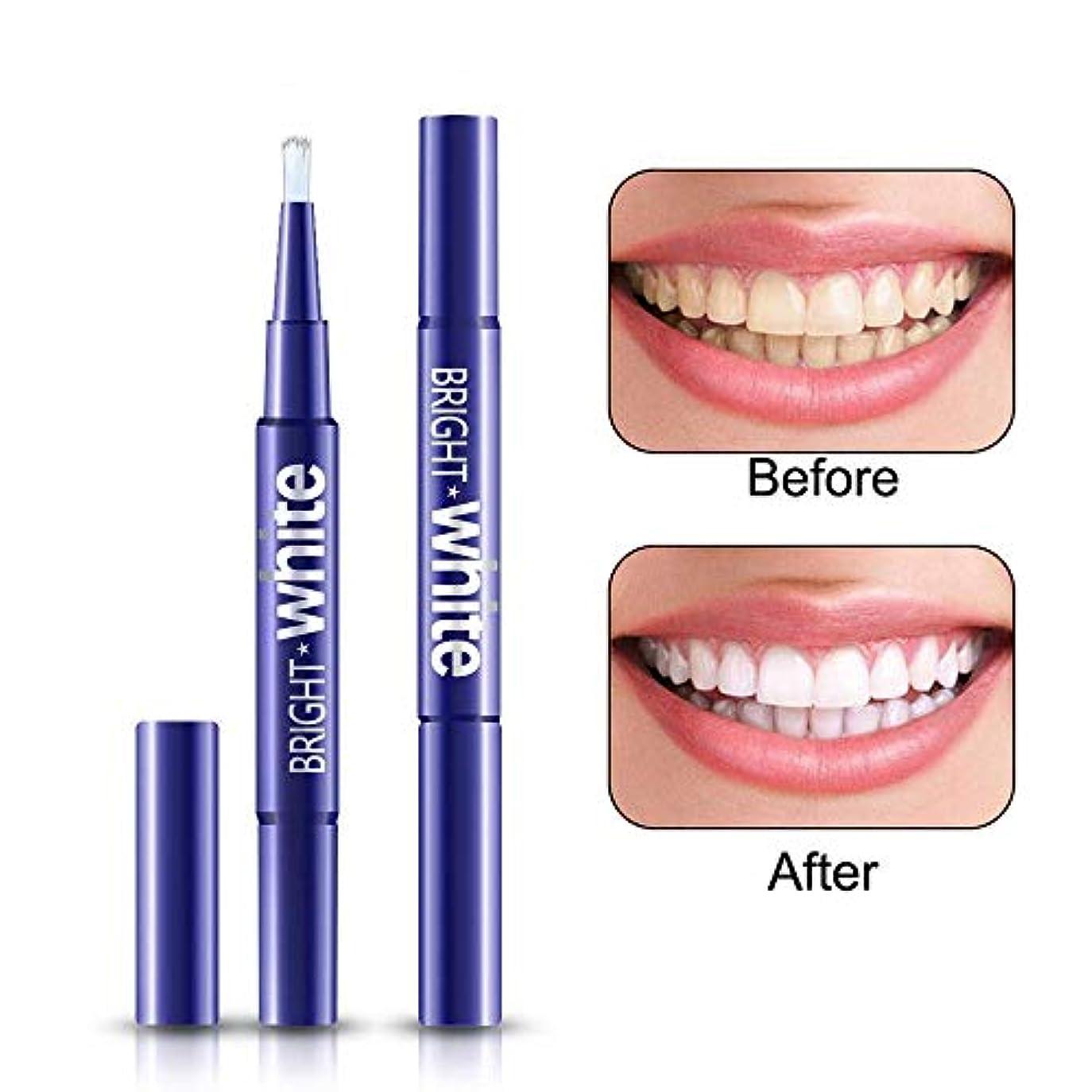 習字キャッシュ震えるTeeth Whitening Pen (3 Pack), Safe 35% Carbamide Peroxide Gel, 20+ Uses, Effective, Painless, No Sensitivity,...