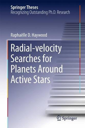 Radial-velocity Searches for Planets Around Active Stars (Springer Theses)