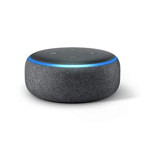 「Echo Dot(第3世代)」50%オフの2,480円に!新規登録ならAmazon Music Unlimited(個人プラン6か月分)付き