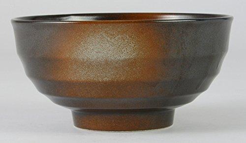 みのる陶器 金茶吹き 5.5寸多用丼
