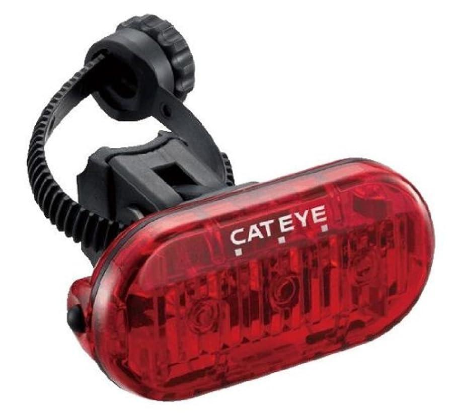 加害者口頭子供達【正規輸入品】 CATEYE(キャットアイ) LEDテールライト TL-LD135-R ブラック