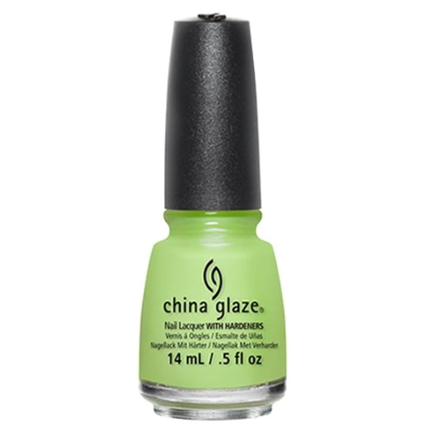 防衛器官封筒(6 Pack) CHINA GLAZE Off Shore Collection - Be More Pacific (並行輸入品)