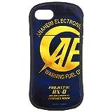 バンダイ 機動戦士ガンダムUC iPhone8/7/6s/6(4.7インチ)対応ハイブリッドガラスケース アナハイム・エレクトロニクス gd-96b