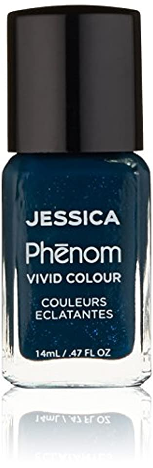 時間逃れる脅威Jessica Phenom Nail Lacquer - Starry Night - 15ml / 0.5oz