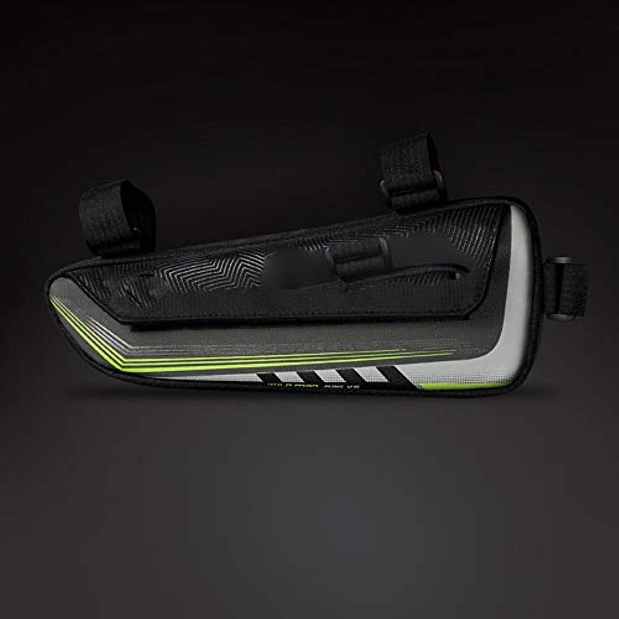 不一致獲物が欲しいバイクのサドルバッグ、バイクフレームのための三角形のマウンテンバイクの袋の防水バイクの袋