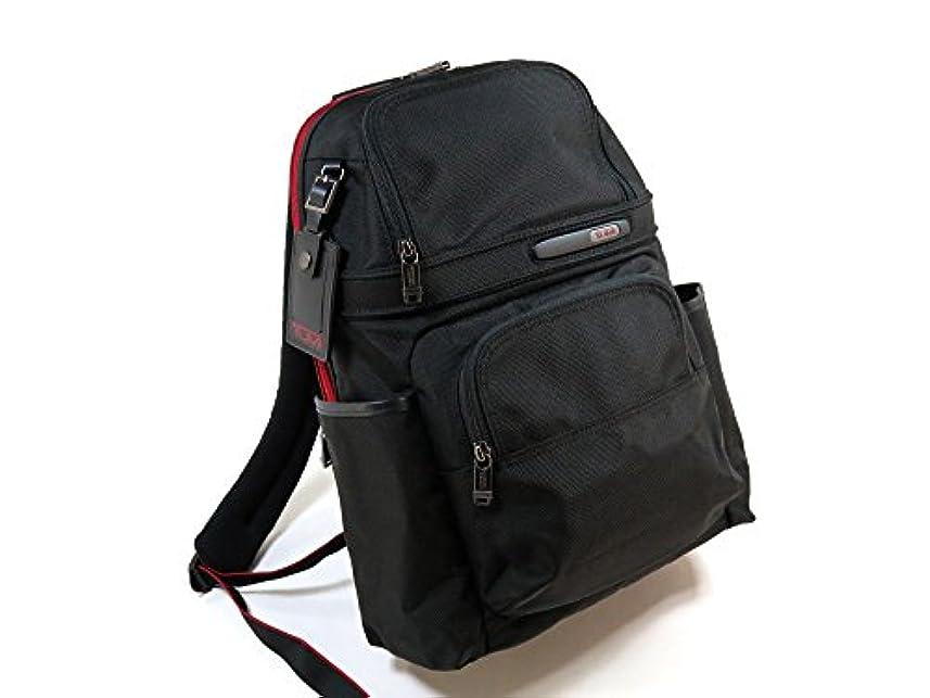 気づかない複雑なコカイントゥミ(TUMI) 263162 Compact Backpack IDロック(個人情報保護) PC収納可能 バリスティックナイロン バックパック 474 黒 BLACK [並行輸入品]