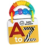 Baby Einstein A-to-Z Curiosity Cards Flash Cards, Newborn +