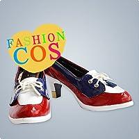 ★サイズ選択可★男性28CM UC001 AKB0048 Everyday カチューシャ コスプレ靴 ブーツ