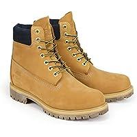 [ティンバーランド] 6-INCH WATERPROOF PREMIUM BOOTS ブーツ 6インチ A1VXW Wワイズ ウィート メンズ