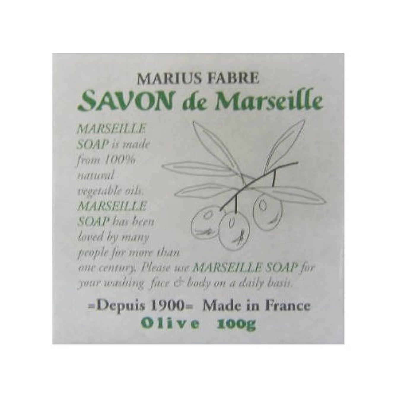 水っぽいヒゲクジラ樹皮サボン ド マルセイユ オリーブ 100g