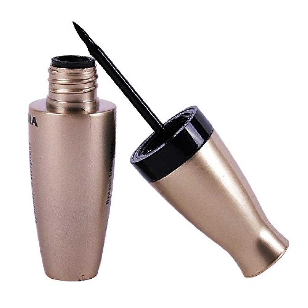 分散傾いた拒絶する新しいアイライナー防水リキッドアイライナーペンシルペンメイクアップ美容化粧品