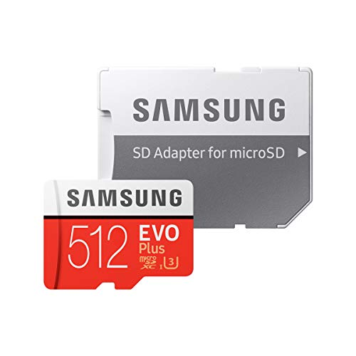 Samsung (サムスン) microSDXCカード 512GB EVO Plus Class10 UHS-I  MB-MC512GA/ECO B07MVLX5XV 1枚目