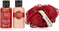 The Body Shop Strawberry Treats Cube Gift Set [並行輸入品]