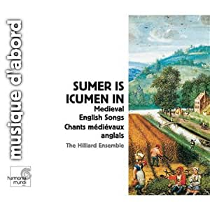 Sumer Is Icumen in Medieval English Songs