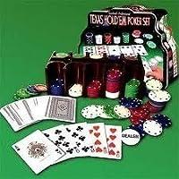 Texas Hold'em Poker Set by Cardinal Industries [並行輸入品]