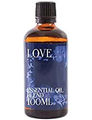 Mystic Moments | Love Essential Oil Blend - 100ml - 100% Pure