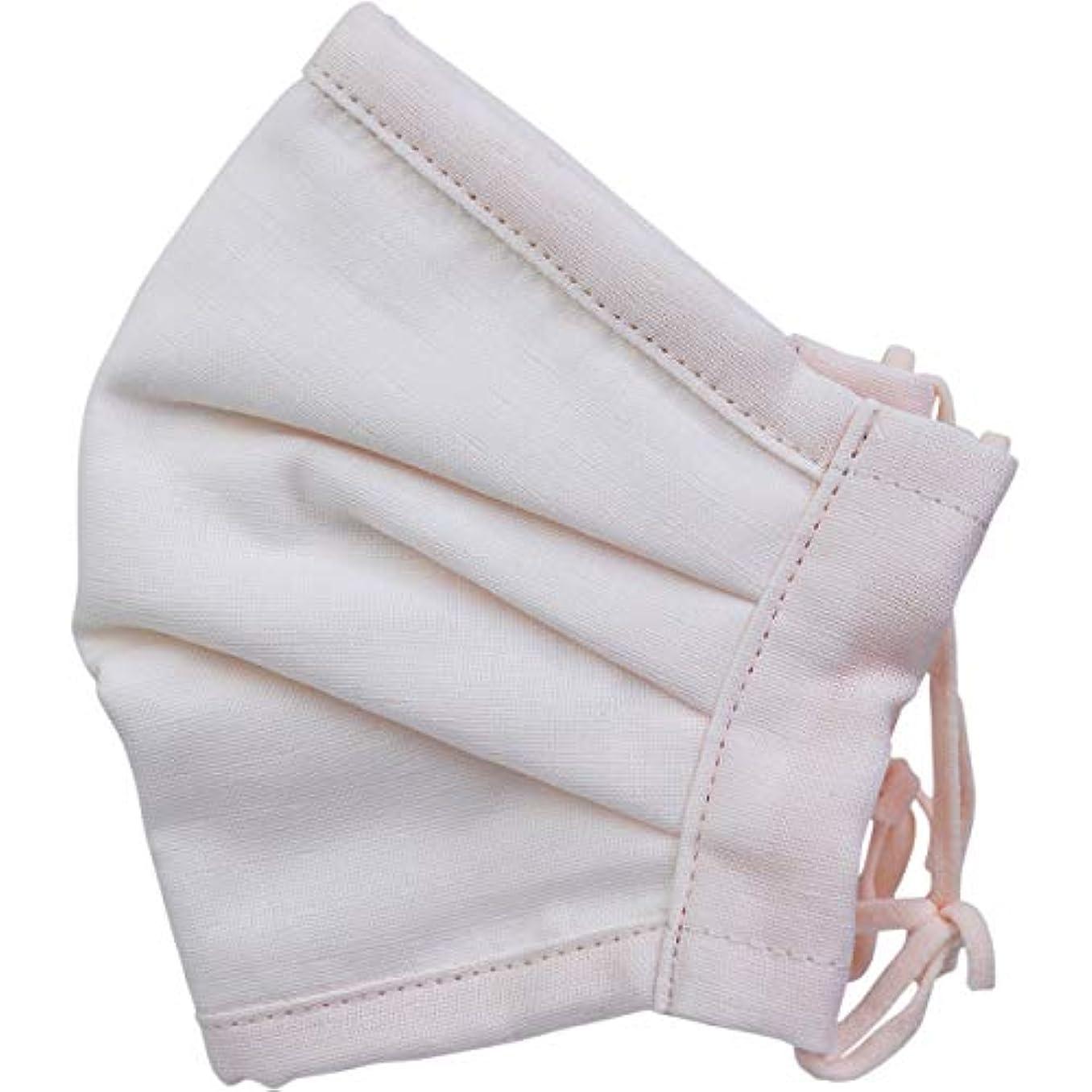 一部プラグちらつきさらふわマスクダイヤドビー 敏感肌用 ライトピンク 少し大きめサイズ 1枚入×20個セット