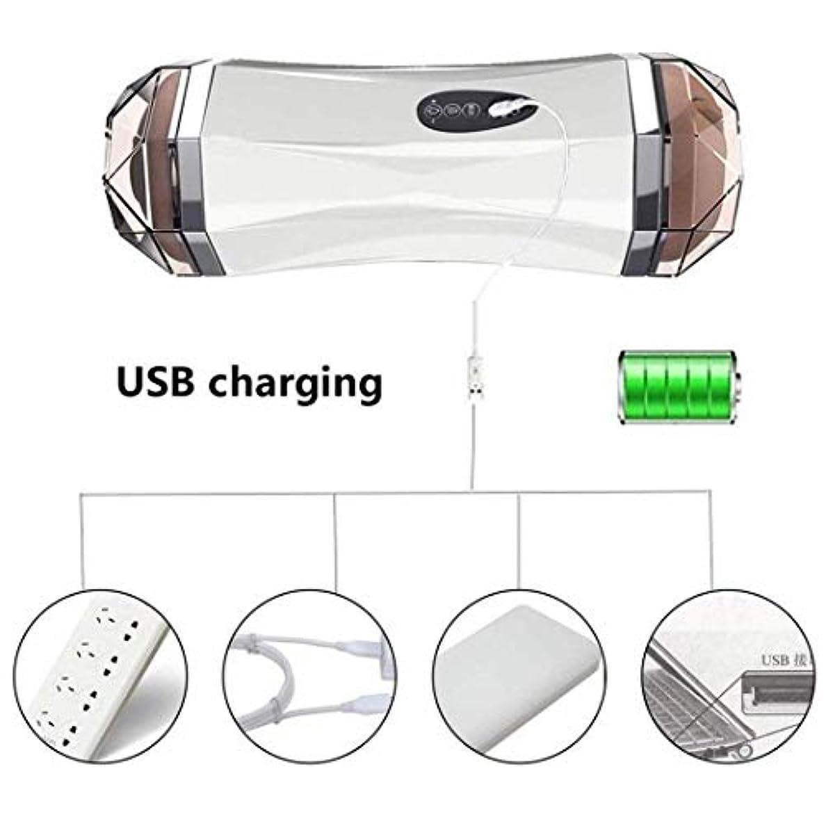 ゲインセイプログレッシブ大腿MCAZMSG USB Rechargable Handheld Body Massager for Pain Relief and Muscle Relaxation、Promo、Blood Circulation Massager