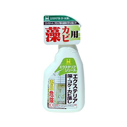 ミラコン エクステリア藻・コケ・カビ落し EXT-03 500ml