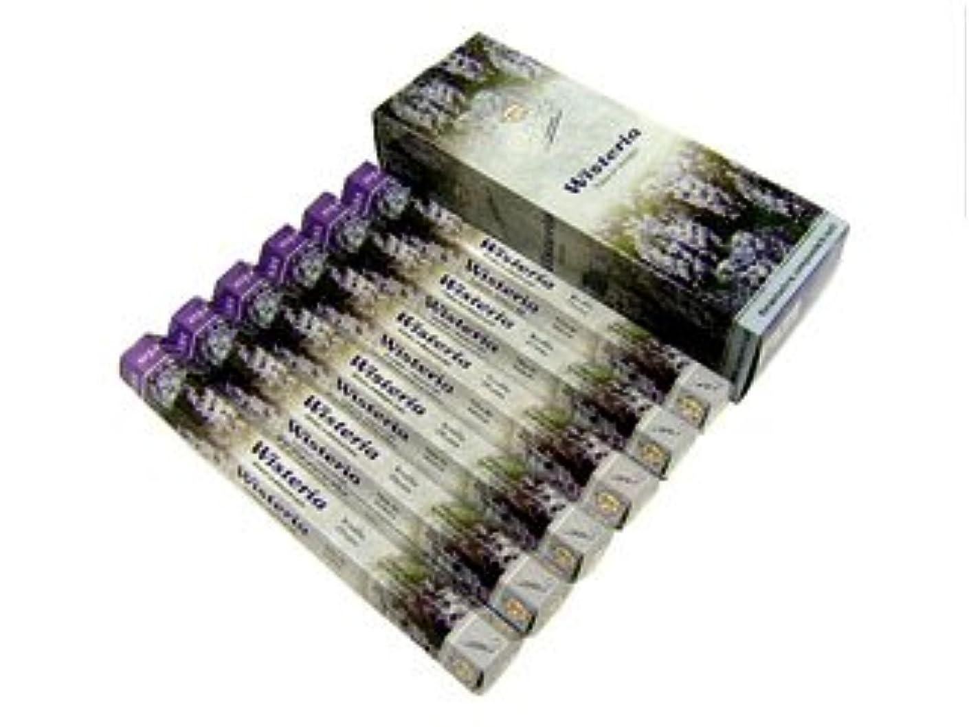 信頼性のある餌スコットランド人FLUTE(フルート) ウィステリア香 スティック WISTERIA 6箱セット