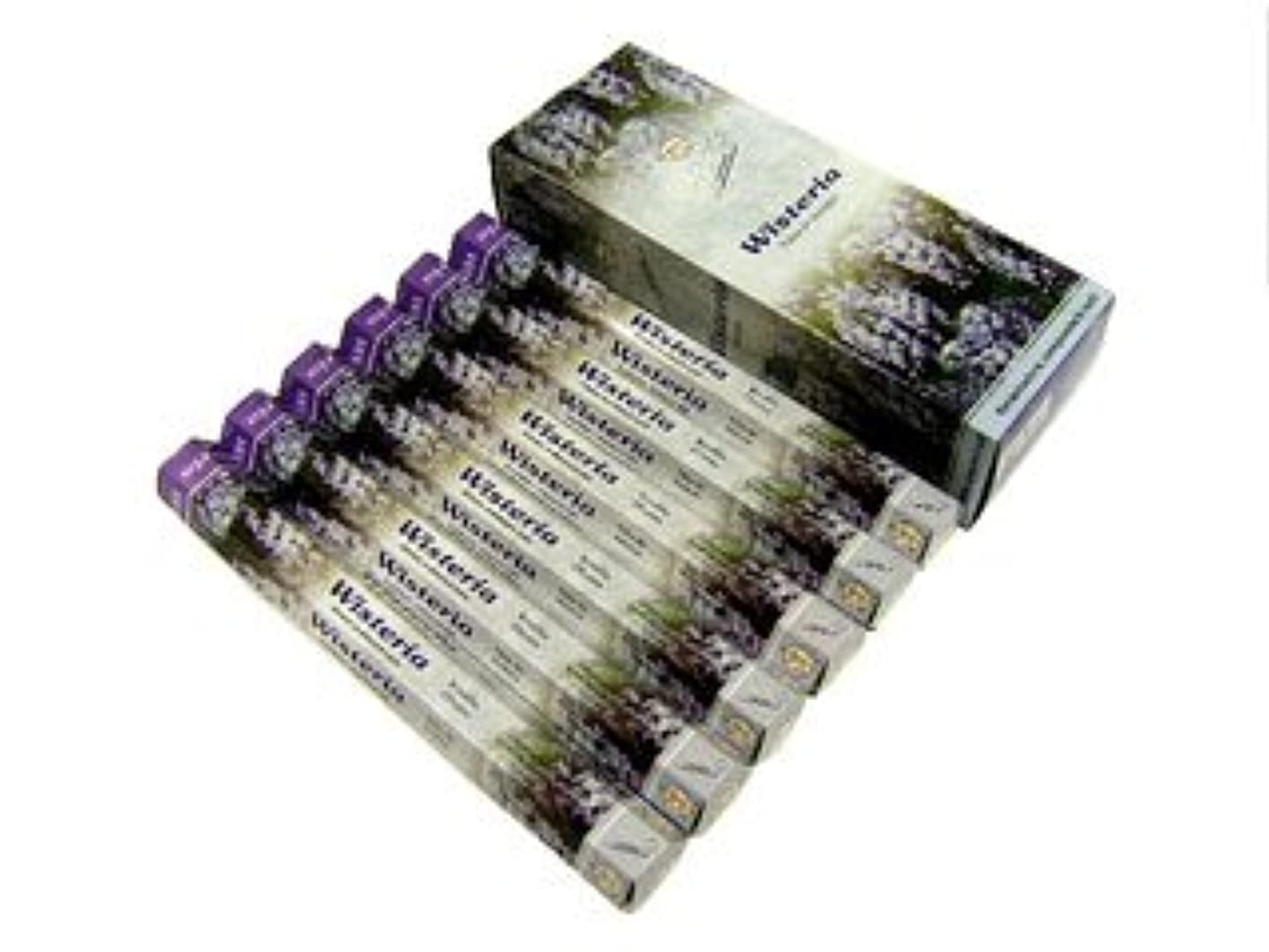 伝染病ウォーターフロントお風呂FLUTE(フルート) ウィステリア香 スティック WISTERIA 6箱セット