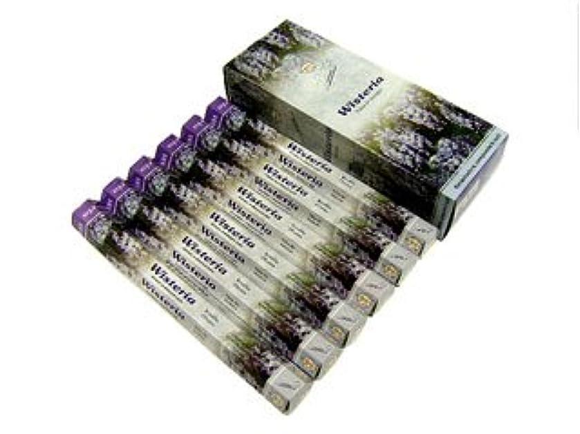 農村深くガジュマルFLUTE(フルート) ウィステリア香 スティック WISTERIA 6箱セット