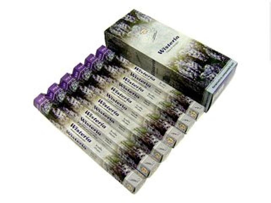追い越す咲く代わりにを立てるFLUTE(フルート) ウィステリア香 スティック WISTERIA 6箱セット