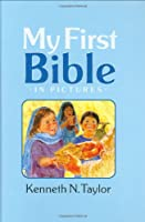 My First Bible in Pictures: Baby Blue