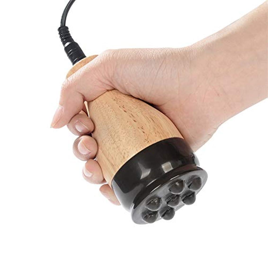 シロナガスクジラ野菜子電気こするカッピングボディマッサージャー、無煙Mタンク、石タンク針M、温M器具マッサージツール