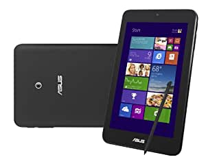 【Amazon.co.jp限定】 ASUS NB / black  [Windows10無料アップデート対応](WIN8.1 PRO-32B.JPN / 8.0 inch TOUCH / Z3740 / 2G / 64G EMMC / H&Biz 2013 / BT4.0) M80TA-DL004PS