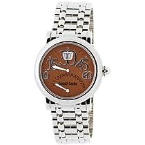 Gerald Genta (ジェラルド ジェンタ)腕時計 アリーナコンテンポラリーバイレトロ ブラウン BIRL10540B1BD メンズ [並行輸入品]