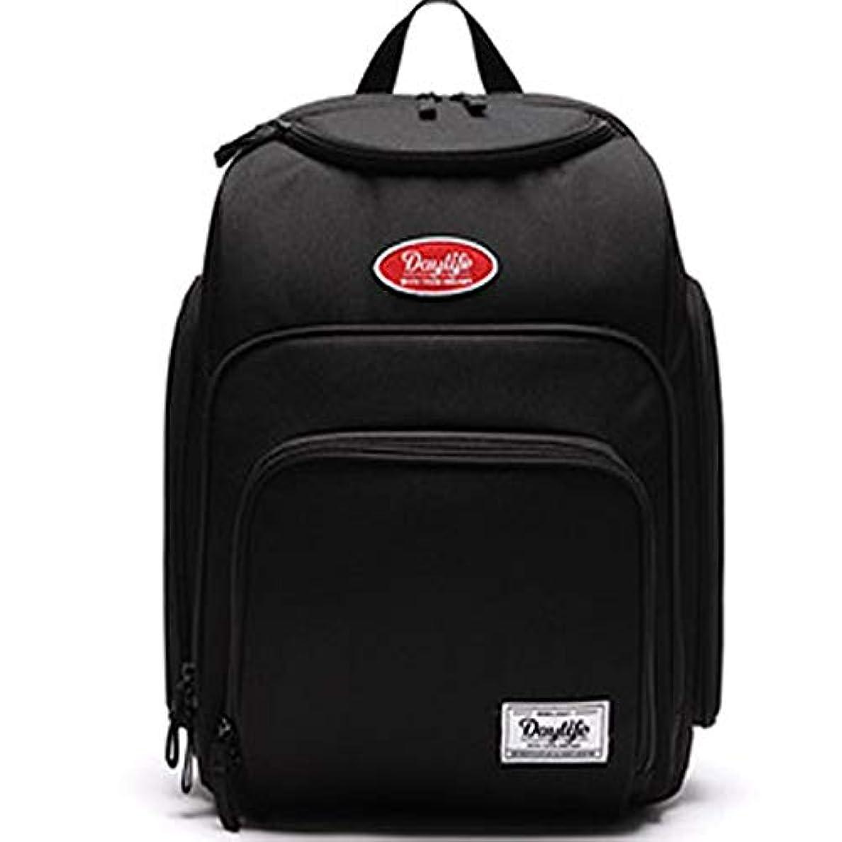 愛情熟練したサーバdaylife ディライフ バックパック DAYLIFE STUDY BACKPACK ブラック メンズ レディース 韓国 人気ブランド
