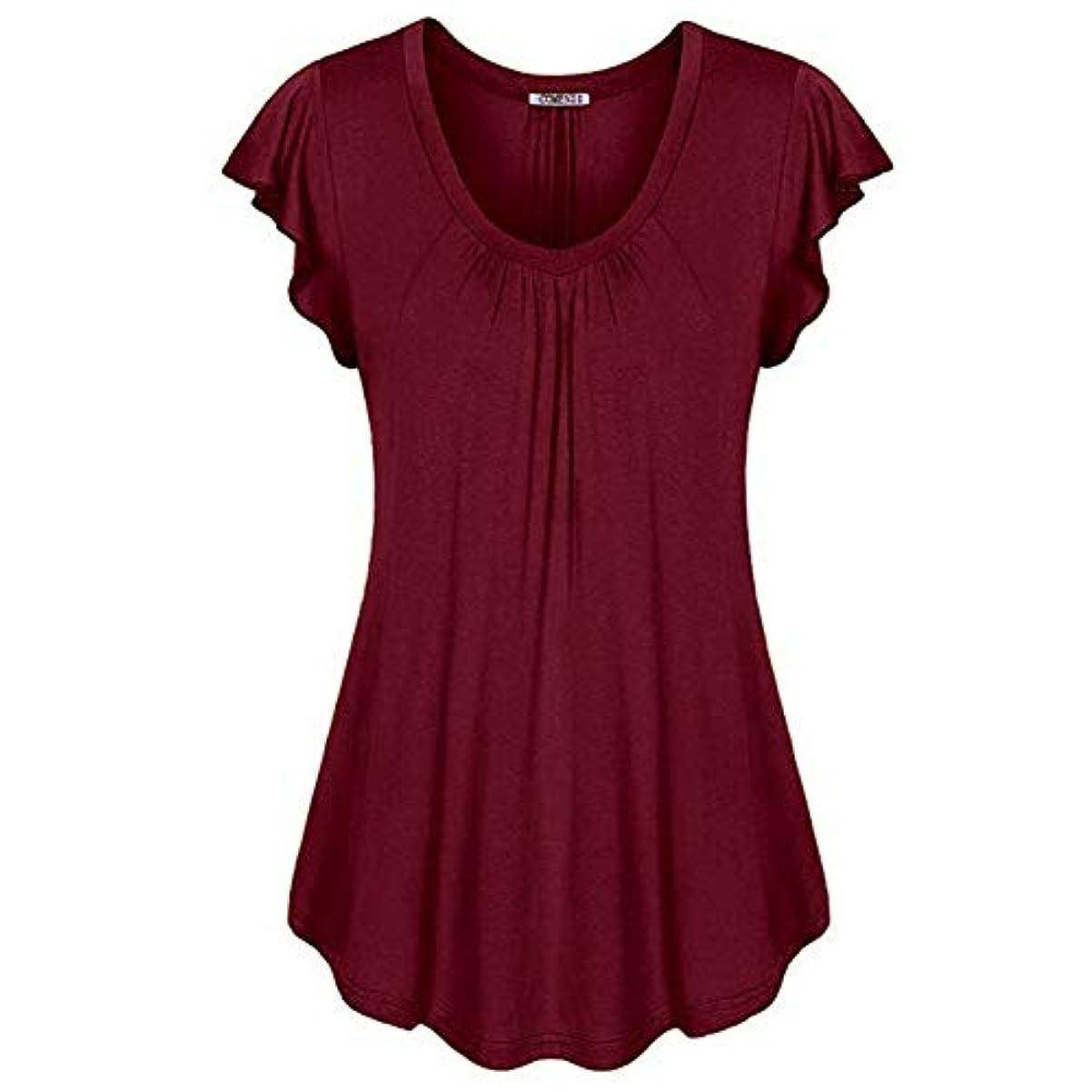 畝間扱いやすいシャーロックホームズMIFAN の女性のドレスカジュアルな不規則なドレスルースサマービーチTシャツドレス