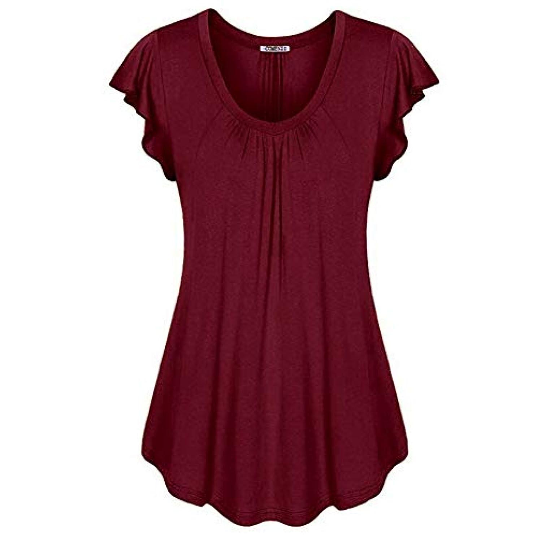 エンドテーブルドックジャンピングジャックMIFAN の女性のドレスカジュアルな不規則なドレスルースサマービーチTシャツドレス