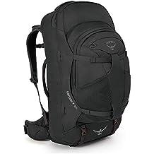 Osprey Packs Farpoint 70 Travel Backpack, Volcanic Grey, Medium/Large