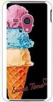 SH-02F AQUOS PHONE EX ケース ca1162-3 3段アイス アイスクリーム ハードケース カバー ジャケット スマートフォン スマホケース docomo