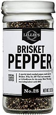 Lillie's Q Brisket Pepper,